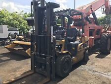 2013 Caterpillar 2p6000 Pneumatic Forklift
