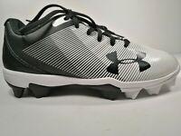 NEW Under Armour Boy's Kids UA Leadoff Low RM Jr. Baseball Cleats Shoes Sz 2.5Y