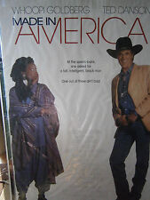 Authentic Made In America Movie Poster Whoopi Goldberg Ted Danson 1993 NO FOLDS