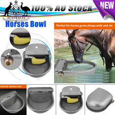 New Water Trough Automatic Drinking Bowl for Dog Cat Horses Goats Sheep Cattle