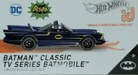 Hot Wheels id Classic TV Series Batmobile Batman Series 2 2021