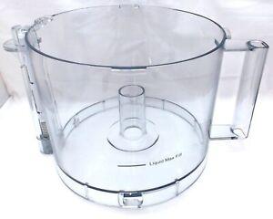 Cuisinart Food Processor Work Bowl for Tritan DLC-7 & DFP-14, DLC-005AGTXT1