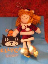 "Jellycat  Christmas tree Doll J169  9""   (B28)"