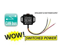 CAR STEREO ACCESSORY> PROVIDES SWITCHED POWER AT RADIO LOCATION FOR MODERN CARS