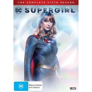 SUPERGIRL : Season 5 : NEW DVD