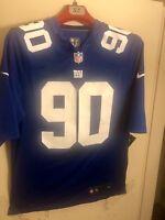 New Nike Jason Pierre-Paul-#90 New York Giants On-Field Jersey Men Small