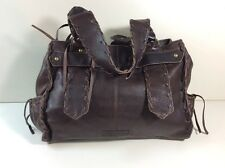 JL BCBG MAX AZRIA BROWN PURSE SHOULDER BAG