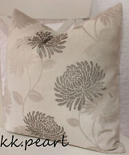 Elegant Bold Floral Cushion Cover Maggie Levien for John Lewis  Decor Fabric 16""