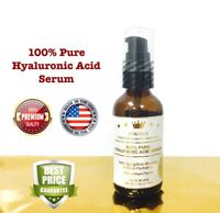 NEW-Pure HYALURONIC ACID SERUM-PEAUDOR/ Collagen/Anti-Aging/Wrinkles/Hydration
