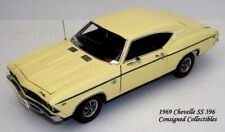 Danbury Mint 1969 CHEVELLE SS-396 LTD.ED. 1/24 XC!