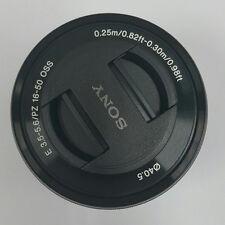 NEW Sony SEL SELP1650 16-50mm F/3.5-5.6 OSS Lens Black E-Mount