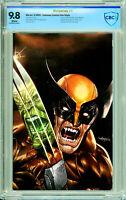 Wolverine #1 Unknown / Comics Elite Virgin Exclusive - CBCS 9.8!
