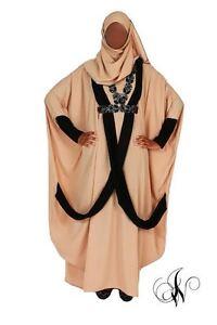 ladies women dress Abaya al moultazimoun french quality farasha dubai eid party