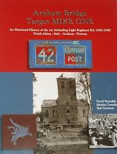 AIRLANDING LIGHT REGIMENT RA WW2 British Army 1st Airborne History Arnhem Norway