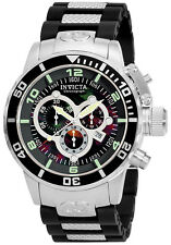@NEW Invicta Men's Corduba Quartz Chronograph Bracelet Watch 0477 Chronograph