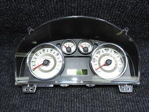 2007-2010 Ford Edge Instrument Cluster Gauge Gauges Speedometer 67K Miles GREAT