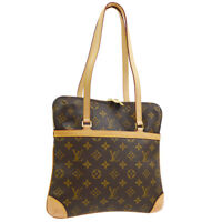 LOUIS VUITTON COUSSIN GM SHOULDER BAG MONOGRAM M51141 VINTAGE AK31805i