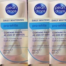 100% Original Pearl Drops Pro White Toothpolish Stain Removal Teeth Whitening