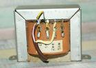 1x HiFi Übertrager 15 Ohm, 200 Ohm, 500 Ohm Speaker Amp Output Transformer