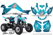SUZUKI LTZ 400 09-15 GRAPHICS KIT CREATORX DECALS YOU ROCK BLI
