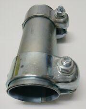 1 Stück Auspuff Doppelschelle Rohrverbinder 42 x 125mm NEU!!!!!!!!!