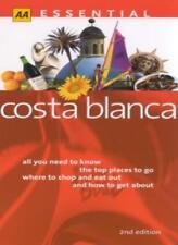 Essential Costa Blanca (AA Essential)-Sally Roy, 9780749535742