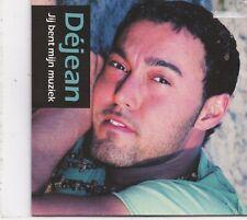 Dejean-Jij Bent Mijn Muziek cd single