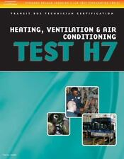 ASE Test Preparation - Transit Bus H7, Heating, Ventilation, & Air Con-ExLibrary
