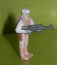 Star Wars Micro Machines ACTION FLEET Echo Base HOTH REBEL SOLDIER TROOPER