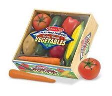 FARM FRESH VEGETABLES Play Food Set ~ Melissa & and Doug  Item #4083, veggies