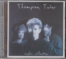 THOMPSON TWINS - SINGLES COLLECTION - CD