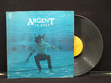Argent - In Deep on EPIC Records KE 32195 Gate Fold Cover