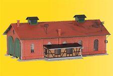Kibri 37438 Lokschuppen, zweiständig , Bausatz, N