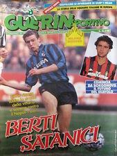 Guerin Sportivo 8 1989 [gs.26] Speciale Servizio sugli ULTRAS del CESENA