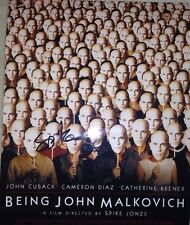 Rare Director Spike Jonze Signed Being John Malkovich 8X10 Photo W/Coa Her Real!