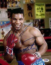 Mike Tyson Signed 8x10 Photo PSA/DNA COA w/ Kid Dynamite Insc Autographed Auto'd