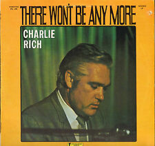 """CHARLIE RICH """"THERE WON'T BE ANYMORE"""" 70'S LP USA, POWER PAK 241"""