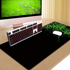 900x300mm Extended Gaming Large Mouse Pad XXL Big Size Desk Mat Black&GreenEP