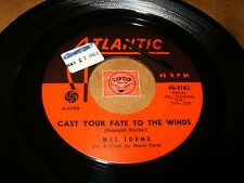 MEL TORME - CAST YOUR FATE TO THE WINDS - THE GIFT  / LISTEN - VOCAL  MOD JAZZ