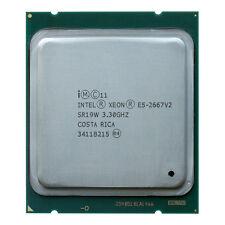 Intel Xeon E5-2667 v2 QS CPU 3.3GHz 8-Core 25M 130W Max 4.0GHz SR19W QF67 ES