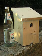 Vogelhaus Nistkasten wie Starenkasten fertig montiert werkzeuglose Reinigungskla