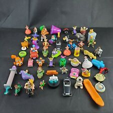 Lot Of 52 VTG Happy Meal Disney Toys McDonalds Burger King Loose Characters EUC
