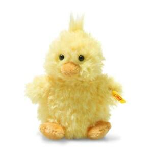 Steiff 073892 Soft Cuddly Friends Pipsy Chick Small with FREE Steiff Gift Box