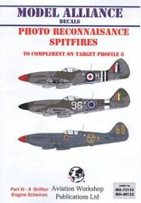 Model Alliance 1/48 photo reconnaissance Griffon à moteur à Supermarine Spitfire # 4