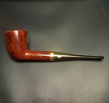 Vintage Estate Weber Deep Grain / Gold Fill Band Tobacco Pipe Amargosa Minerals