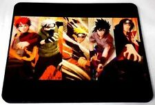 Naruto Group Anime Cartoon Japanese PC Mouse Pad Mousepad Favor Gift MOU-0032