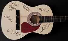 WITCHES OF EAST END CAST SIGNED GUITAR X6 JULIA ORMOND MADCHEN AMICK JENNA DEWAN