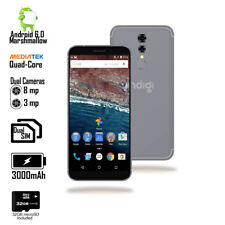 4G LTE GSM Unlocked Android 6.0 SmartPhone 5.6in Touch Screen Free 32gb microSD