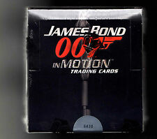James Bond in Motion sealed Box