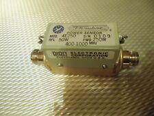 4E250 Meter Wattmeter RF Power Sensor  250W 400-1000MHz
